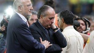 Ver vídeo  'Roig, la imagen de la derrota en Villarreal'