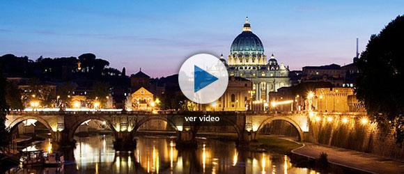 Roma, siete caminos para llegar