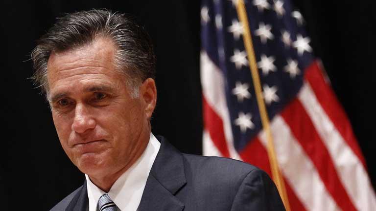 Romney desdeña a los votantes de Obama