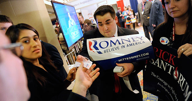 Romney ha agradecido a los votantes de Maine la confianza depositada en &eacute;l mediante un comunicado tras ser proclamado ganador de las asambleas populares de este estado.