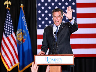 Romney gana en Washington DC., Maryland y Wisconsin