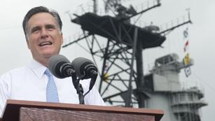 """Ver vídeo  'Romney presenta a Ryan como el próximo """"presidente"""" de EE.UU.'"""