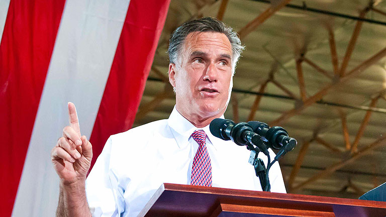 Romney se convierte oficialmente en el candidato republicano en EE.UU.