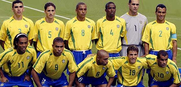 Boca y Brasil, curiosa comparación