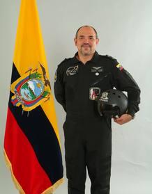 Ronni Nader, el astronauta ecuatoriano