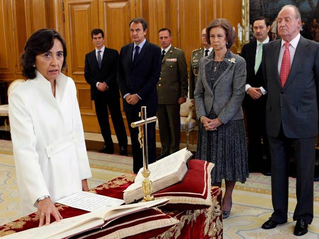 Rosa Aguilar, nueva ministra de Medio Ambiente y Medio Rural y Marino