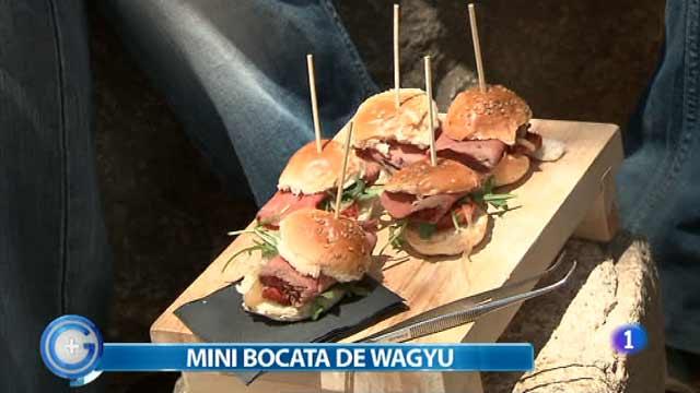 Más Gente - Más Cocina - Rosbif de Wagyú