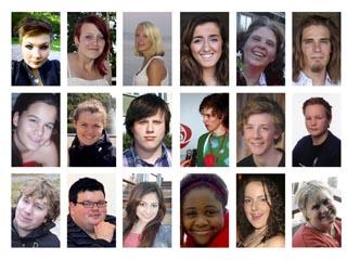 Ver vídeo  'Los rostros de la tragedia en Oslo'