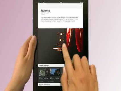 Ver vídeo  'RTVE.es lanza su versión de aplicación para iPad'