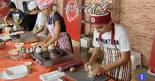 Ofrece en exclusiva las clases de formaci n de - Curso de cocina masterchef ...