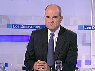Ver vídeo  'Rubalcaba y Chacón son los nombres más sonados para la secretaría general del PSOE'