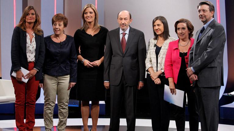 """Rubalcaba: """"España no necesita un rescate, al menos yo no lo pediría"""""""