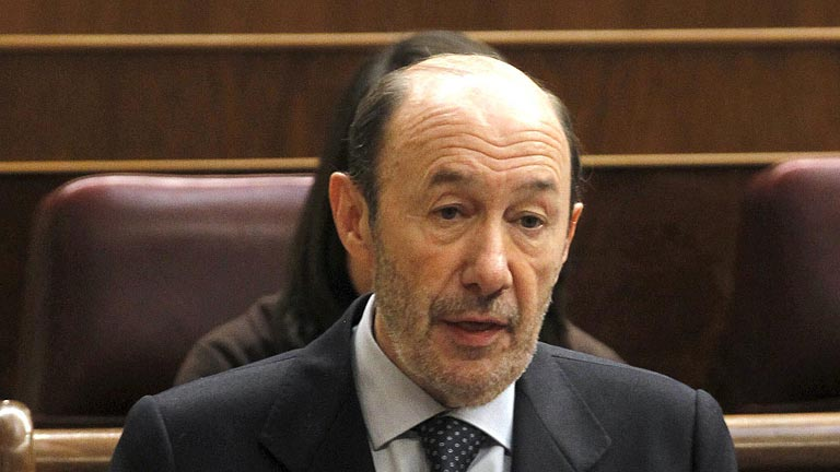 """Rubalcaba: """"Me preocuparía que no hubiera críticas por la moción de Ponferrada"""""""