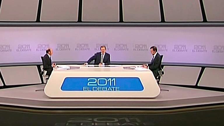 Rubalcaba y Rajoy celebran el fin de ETA