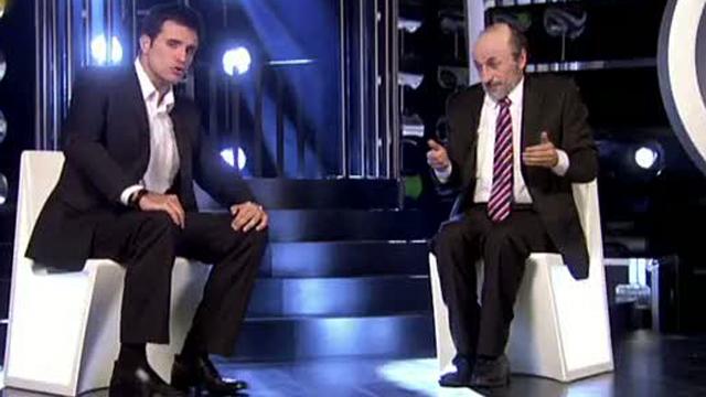 """Especial Nochevieja José Mota - Rubalcaba en """"Tu cara me suena"""""""