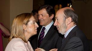 Ver vídeo  'Rubalcaba no ve con buenos ojos la inyección económica a Bankia'