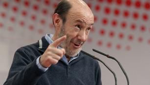 """Ver vídeo  'Rubalcaba ve """"insólito"""" que no se celebre el debate del estado de la nación'"""