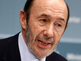 Ver vídeo  'Rubalcaba ve insuficiente el comunicado de ETA'