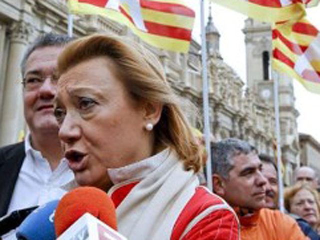 """Rudi (PP): """"Privatizaremos alguna de las 100 empresas públicas que hay en Aragón"""""""