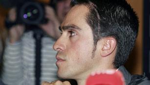 Ver vídeo  'Rueda de prensa íntegra de Alberto Contador'