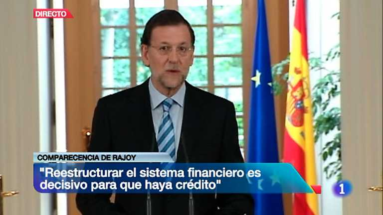 Especial Informativo - Rueda de prensa de Mariano Rajoy 