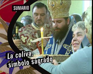 Babel en TVE - Sabores del mundo: Rumania, la 'coliva', símbolo sagrado