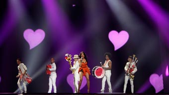 Ver v&iacute;deo  'Ruman&iacute;a Eurovisi&oacute;n 2012 - Mandinga - 1&ordf; semifinal'