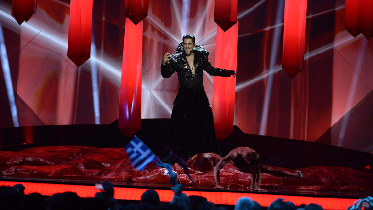 Final de Eurovisi&oacute;n 2013 - Rumania