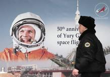 Rusia se prepara para conmemorar la hazaña de Yuri Gagarin, el primer hombre en viajar por el espacio