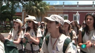 Ver vídeo  'Ruta Quetzal - El año del bicentenario'