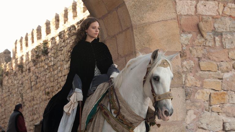 Castilla y León explota turísticamente las rutas históricas de 'Isabel'