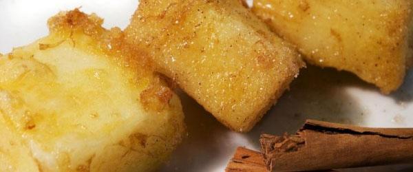 Leche frita - Cocinar calabaza frita ...