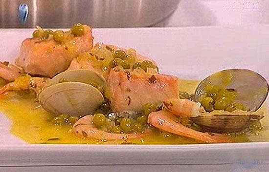 Saber cocinar salm n en salsa la ma ana a la for Cocinar salmon
