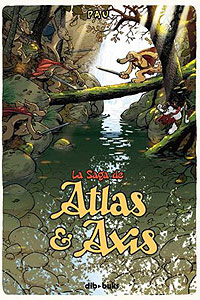 'La saga de Atlas & Axis'