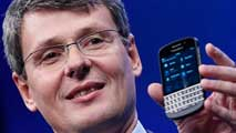 Ir al Video Sale al mercado una nueva Blackberry más potente