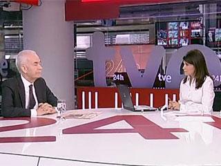 """Ver vídeo  '""""La salida del euro de Grecia podría provocar un pánico bancario""""'"""