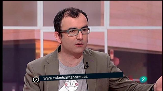 Para todos La 2 - Entrevista: Rafael SantAndreu -  Salir del armario