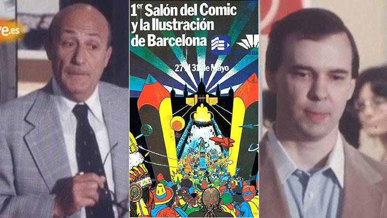 Salón del Cómic de Barcelona (1ª Edición, 1981)