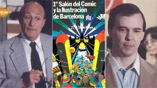 Ver vídeo  'Salón del Cómic de Barcelona (1ª Edición, 1981)'