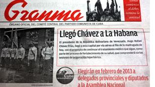 Ver vídeo  'La salud del presidente venezolano, Hugo Chávez, s
