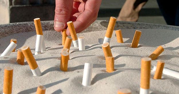 He dejado a fumar y se ha repuesto fuerte
