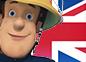 Imagen de un episodio de Sam el bombero en inglés
