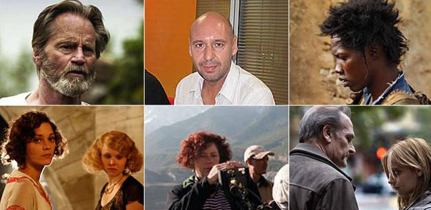 Sam Shepard, Jaume Balagueró, 'Los pasos dobles', 'Medianoche en París', 'Icíar Bollaín' y 'No tengas miedo'