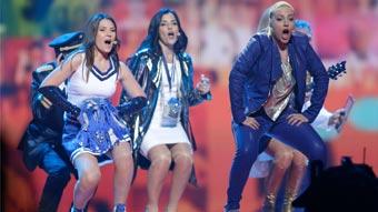 Ver vídeo  'San Marino Eurovisión 2012 - Valentina Monetta - 1ª semifinal'