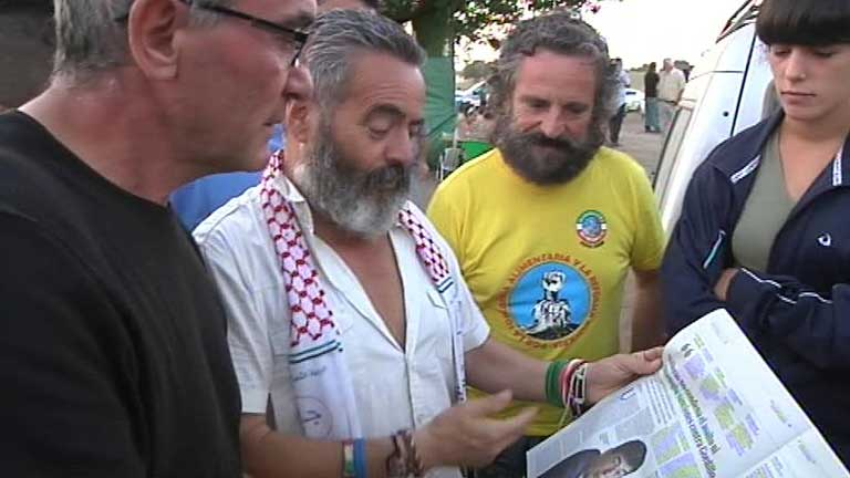 Un juez de Écija ha citado a declarar a Juan Manuel Sánchez Gordillo