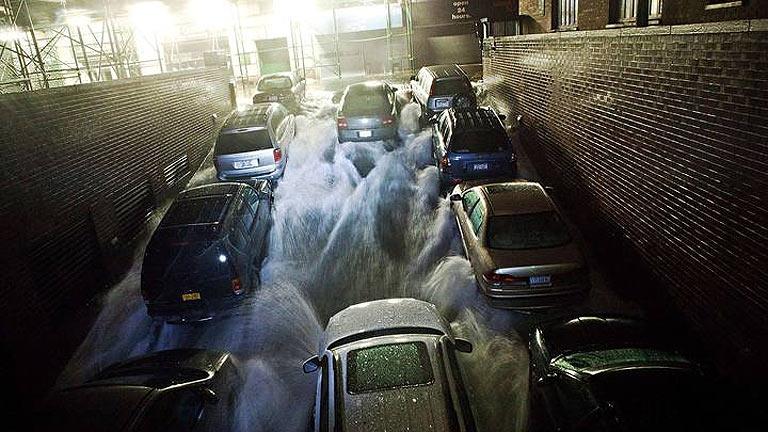 """Al menos 12 personas han muerto en EE.UU. y Canadá por los efectos del huracán """"Sandy"""""""
