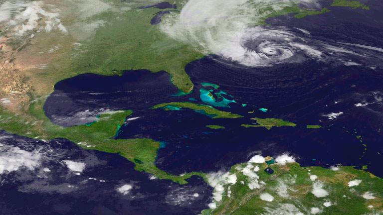 Sandy, la tormenta perfecta