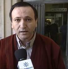Santiago del Valle García, presunto asesino de la niña Mari Luz