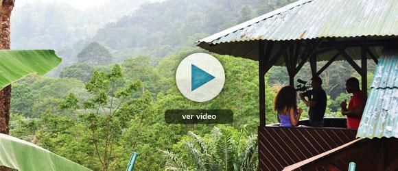 Santo Tomé y Príncipe, un pequeño país
