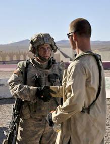 El sargento Robert Gates, de 38 años y padre de dos hijos es el autor de la matanza de 16 civiles en Afganistán el 11 de marzo de 2012